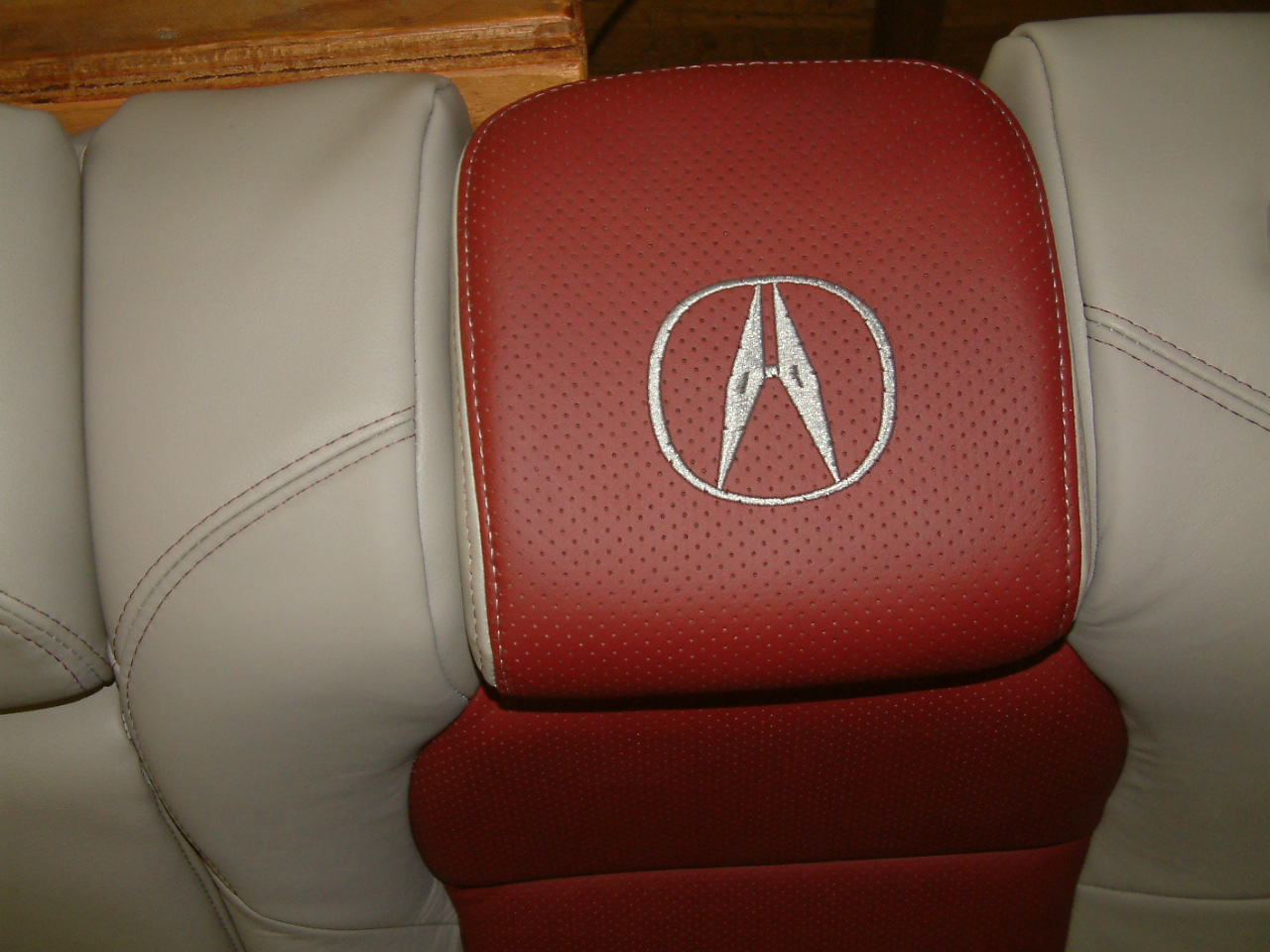 Pictures 187 Custom Leather Car Seats