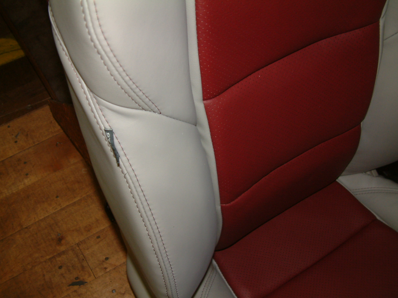 Pictures Custom Leather Car Seats - Acura tl leather seats