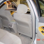 camry leather car seats